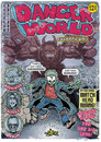Cartoon: Dangerworld Funbook 1 cover (small) by monsterzero tagged monster,comics