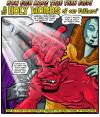 Cartoon: The Holy Words of Our Fathers (small) by monsterzero tagged scripture,religion,messiah,aliens,
