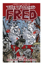 Cartoon: The WALKING FRED parody cover (small) by monsterzero tagged humor,zombies,flintstones