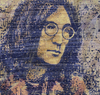 Cartoon: John Lennon (small) by BenHeine tagged john,lennon,the,beatles,imagine,speed,painting,geometry,pop,art,uk,colours,modern,portrait,triangles,tutorial,step,by,etapes,texture,hair,face,visage,singer,guitarist,song,writer,musician,famous,fame,give,peace,chance,rock,and,roll,author,activist,paix,pa