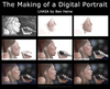 Cartoon: Making of - Lhasa de Sela (small) by BenHeine tagged lhasa,de,sela,drawing,sketch,singer,chanteur,songwriter,breast,cancer,woman,talent,mexico,us,canada,france,tribute,voice,micro,sing,chant,song,making,of,step,by,tutorial