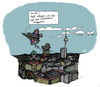 Cartoon: Terror Test Bomb 2 (small) by Anitschka tagged terror,anschlag,deutschland,amerika,test,testbombe,afrika