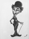 Cartoon: Charles Chaplin (small) by Fredy tagged charles,chaplin,charlot