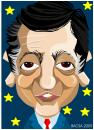 Cartoon: Manuel Barrosso (small) by bacsa tagged manuel,barrosso