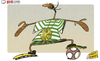 Cartoon: Snoop Dogg eyes Hoops for Celtic (small) by omomani tagged snoop,dogg,celtic,music