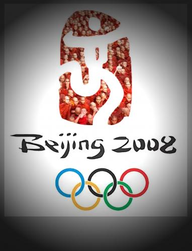 Cartoon: Beijing 2008 (medium) by willemrasingart tagged olympic,games,