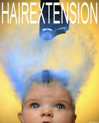 Cartoon: Hairextension (medium) by willemrasingart tagged hairextension,
