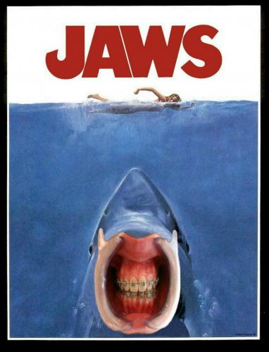 Cartoon: Jaws (medium) by willemrasingart tagged jaws,