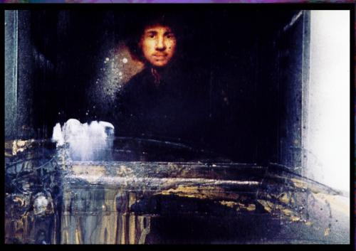 Cartoon: Selfportrait (medium) by willemrasingart tagged rembrandt