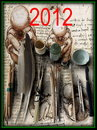 Cartoon: 2012 (small) by willemrasingart tagged happy,new,year