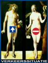 Cartoon: Adam and Eve (small) by willemrasingart tagged adam and eve