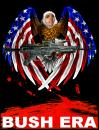 Cartoon: The end! (small) by willemrasingart tagged america