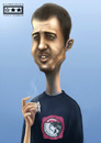 Cartoon: ME (small) by billfy tagged portrait,purehouse