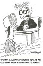 Cartoon: Not always like you thought! (small) by EASTERBY tagged god,heaven