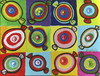 Cartoon: Candy-nsky (small) by Munguia tagged candy,kandinsky,concentric,circles,abstract,art,munguia,parody,xx