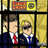 Cartoon: Public Enemy (small) by Munguia tagged it,take,nation,of,millions,to,hold,us,back,public,enemy,cover,rap,album,parody,politics