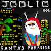 Cartoon: Santas Paradise (small) by Munguia tagged gangstas paradise gangsters xmas coolio album cover parody parodies spoof version fun