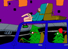 Cartoon: xmas card (small) by Munguia tagged christmas,xmas,tree,arbol,navidad