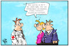 Cartoon: Frühdiagnose (small) by Kostas Koufogiorgos tagged karikatur,koufogiorgos,illustration,cartoon,frühdiagnose,schwangerschaft,arzt,medizin,gesundheit