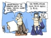 Cartoon: Tax evasion in Greece (small) by Kostas Koufogiorgos tagged austerity,plan,stournaras,samaras,greece,troika,eurocrisis,depresssion,tax,evasion,cartoon,koufogiorgos