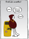 Cartoon: Streetwise consultant (small) by Gregg from GriDD tagged street,consultant,homeboy,seo