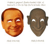 Cartoon: Risus Arcoricus-Risus Sardonicus (small) by azamponi tagged berlusconi,satire,italy