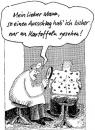 Cartoon: no title (small) by King George tagged doktor,