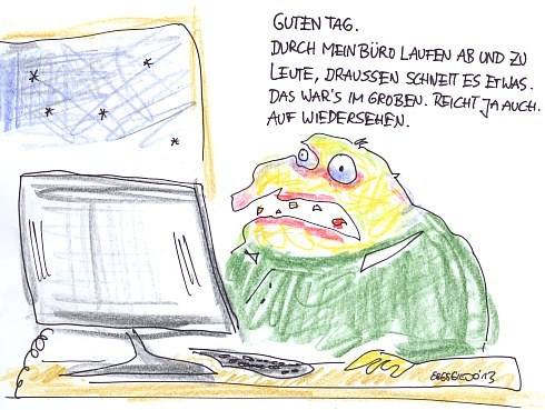 Cartoon: Neuer Trend bei facebook (medium) by Eggs Gildo tagged facebook,trend