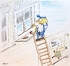 Cartoon: Hello Kitty! (small) by Eggs Gildo tagged handwerk,handwerker,kitty