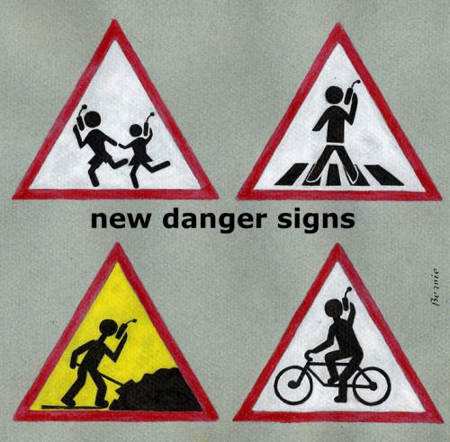 new danger