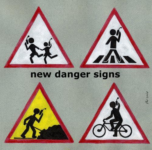 new danger