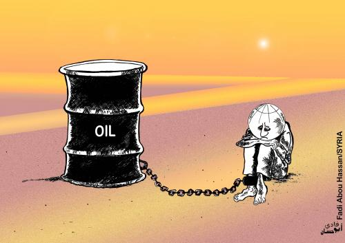 the oil crisis has a big In just 15 trading days, oil prices have managed to plunge another 20%, after a fall of 29% in 2015 and 44% in 2014 while markets took these drops in stride in the past few years, something seems.