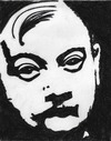 Cartoon: Joseph Roth (small) by Marcello tagged joseph,roth,schriftsteller,literatur