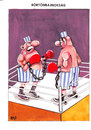 Cartoon: Prison Championship (small) by Dluho tagged prison