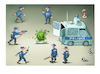 Cartoon: coronavirus (small) by kurtu tagged coronavirus