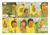 Cartoon: BRAVO comics 2010 feb. (small) by Dartve tagged comics,david,toth