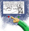 Cartoon: live and let die? (small) by yan setiawan tagged world,cup,2010