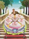 Cartoon: Fortune Cake Dinner (small) by fcw tagged fortune,cake,dinner