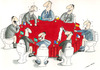 Cartoon: meeting (small) by emraharikan tagged meeting
