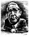 Cartoon: Henry Kissinger (small) by Medi Belortaja tagged henry,kissinger