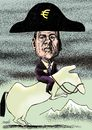 Cartoon: Silviopoleon (small) by Medi Belortaja tagged silvio,berlusconi,italy,napoleon,bonaparti