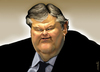 Cartoon: Venizelos (small) by Medi Belortaja tagged venizelos,pasok,chairman,leader