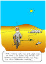 Cartoon: Wahrheiten der Bibel1 (small) by SHolter tagged moses