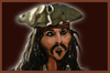 Cartoon: Captain Jack Sparrow (small) by BOHEMIO tagged jack,sparrow,jhonny,deep,pirates,of,the,caribbean
