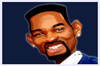 Cartoon: Will Smith (small) by BOHEMIO tagged will,smith,caricature,actor