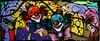 Cartoon: Clowns (small) by Striefchen tagged clowns,bunt