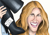 Cartoon: Karikatur Julia Roberts (small) by A Tale tagged julia,roberts,geboren,1967,oktober,50,jahre,schauspielerin,actress,usa,amerika,hollywood,star,filme,movie,rolle,pretty,woman,stiefel,oscar,preisträgerin,portraet,karikatur,caricature,portrait,illustration,zeichnung,cartoon,tale,agostino,natale