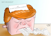 Cartoon: Reißwolf Trump (small) by A Tale tagged donald,trump,präsident,usa,ausstieg,uno,internationaler,waffenhandelsvertrag,att,entgegenkommen,waffenlobby,nra,wiederholter,bruch,partnerschaft,eu,weltgemeinschaft,kündigung,klimaabkommen,iran,atomabkommen,konfrontation,spaltung,eigensüchtig,america,first,populismus,reisswolf,aktenvernichter,politik,karikatur,cartoon,pressezeichnung,illustration,tale,agostino,natale