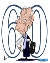 Cartoon: John S - final (small) by Andyp57 tagged caricature,wacom,painter