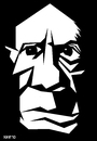 Cartoon: Pablo Picasso (small) by Xavi Caricatura tagged pablo,picasso,paint,picture,art,culture